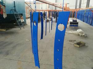 不锈钢复合管桥梁立柱